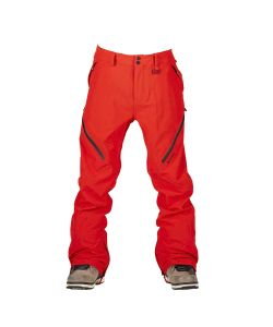 Bonfire Ranger 3l Stretch Neoshell Red Men's Snow Pants