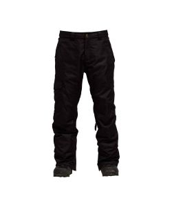 BONFIRE TACTICAL BLACK SNOW PANT