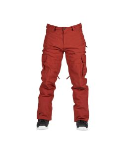 Bonfire Tactical Burgundy Men's Snow Pants