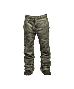 Bonfire Tactical Camo Print Men's Snow Pants
