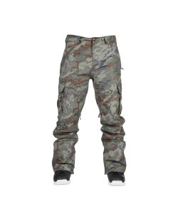 Bonfire Tactical Olive Camo Men's Snow Pants