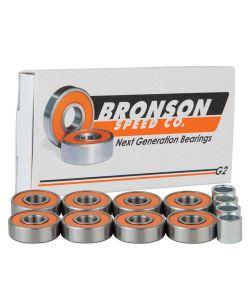 Bronson G2 Box / 8 Skateboard Bearings