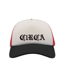 C1rca Ancient Trucker Mesh White Black Red
