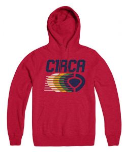 C1rca C1 Red Men's Hoodie