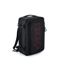 C1rca Din Icon Track Escape Black Red Ταξιδιωτική Τσάντα