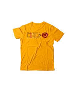 C1rca Din Icon Track Gold Men's T-Shirt
