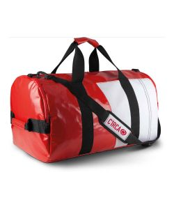 C1RCA DIN ICON WATERPROOF RED SPORTSBAG