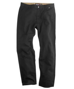 C1rca Flat Front Chino Black Men's Pants