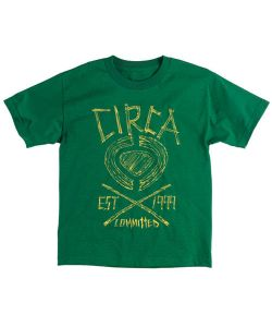 C1rca Icon Kelly Green Παιδικό T-Shirt