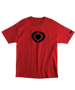 C1RCA ICON RED/BLACK YOUTH T-SHIRT