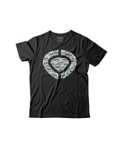 C1rca Icon Skull Black Men's T-shirt