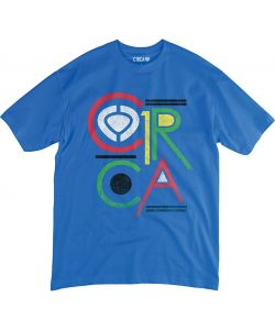 C1RCA METRICS ROYAL BLUE ΠΑΙΔΙΚΟ T-SHIRT