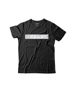 C1rca Ruler Black Men's T-Shirt