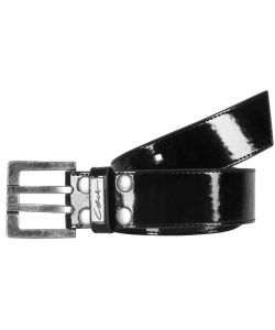 C1rca Simple Black Women's Belt