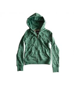 C1rca Skull Heather Aqua Women's Zip Hoodie