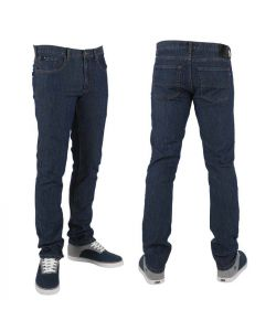 C1rca Slim Washed Indigo Men's Pants
