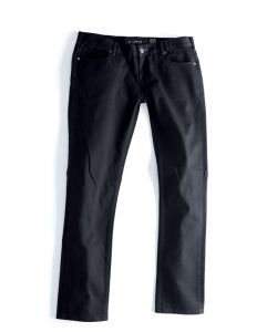 C1rca Unisex Slim Black Men's Pants