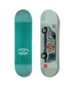 Chocolate Alvarez Vanners 8.25'' Σανίδα Skateboard