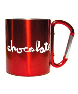 CHOCOLATE CARABINER CUP 10oz