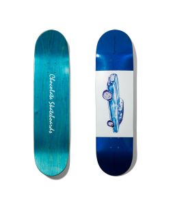 Chocolate Jesus Fernandez One Off 8.25 Skate Deck