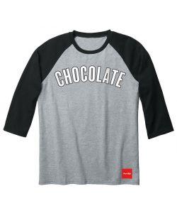 CHOCOLATE LEAGUE 3/4 RAGLAN