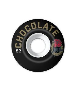 Chocolate Luchador Staple 52mm Wheels Pack