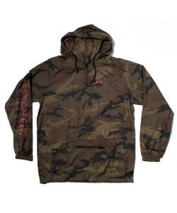 Chocolate Outlier Anorak Camo