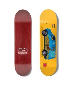 Chocolate Perez Vanners 8.375'' Σανίδα Skateboard