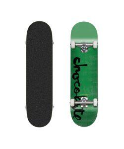 Chocolate Raven Tershy 8.125 Complete Skateboard