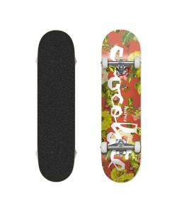 Chocolate Stevie Pere Floral Chunk Complete Skateboard
