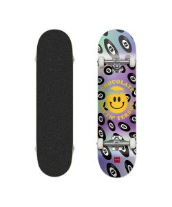 Chocolate Raven Tershy Mind Blown Complete Skateboard