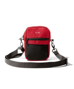 Chocolate Shoulder Bag Red Τσάντα Ώμου