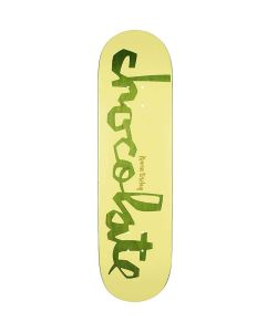 Chocolate Tershy Original Chunk 8.5 Skate Deck