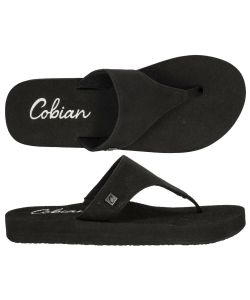 Cobian Verano Black Women's Sandals