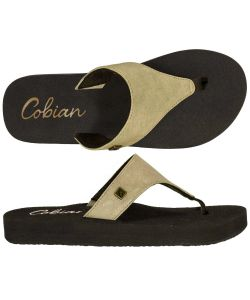 Cobian Verano Gold Women's Sandals