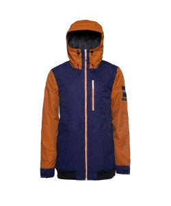 Colour Wear Base Patriot Blue Men's Snow Jacket