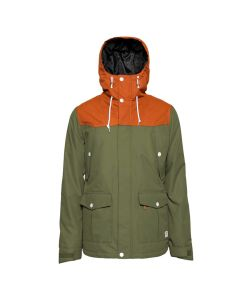 Colour Wear Charge Loden Men's Snow Jacket