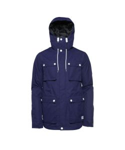Colour Wear Clwr Cargo Patriot Blue Men's Snow Jacket