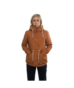 Colour Wear Dust Adobe Women's Jacket
