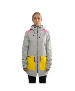 Colour Wear Isy Cement Women's Snow Jacket