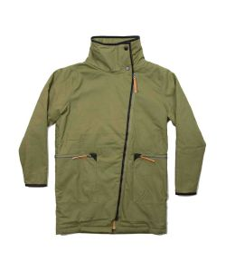 Colour Wear Ronin Parka Loden Women's Jacket