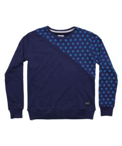 Colour Wear Slice Navy Women's Crew