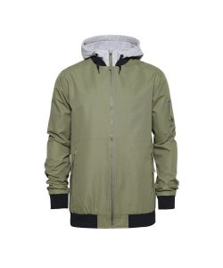 Colour Wear Stage Loden Men's Snow Jacket