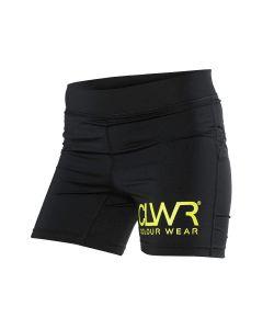 Colour Wear Swift Black Γυναικεία Βερμούδα