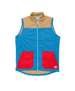 COLOUR WEAR TTR SKY BLUE VEST