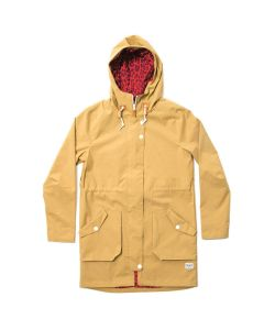 Colour Wear Tuve Parka Camel Women's Jacket
