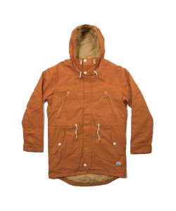 Colour Wear Urban Parka Adobe Men's Jacket