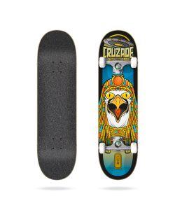 """Cruzade Conspiracy Ra 8.0"""" Complete Skateboard"""