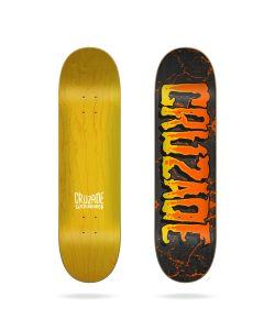Cruzade Dark Label 8.25'' Σανίδα Skateboard