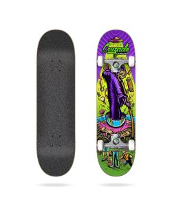 "Cruzade Deathskull 8.25"" Complete Skateboard"